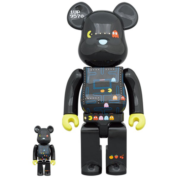 BE@RBRICK PAC-MAN 100% & 400%|project1-6