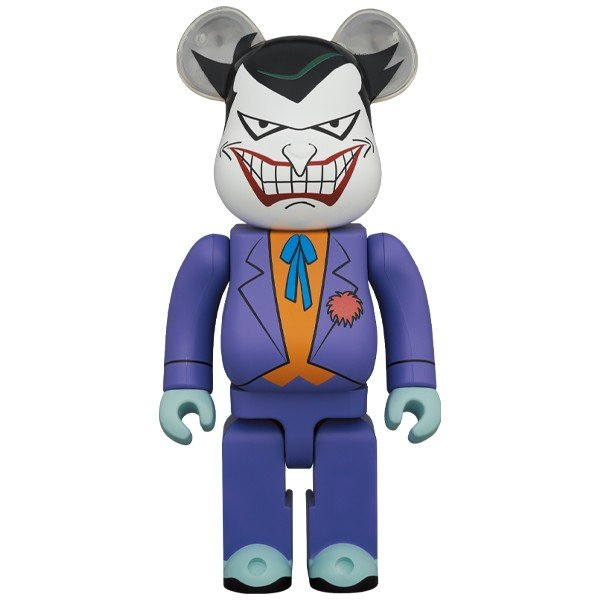 BE@RBRICK THE JOKER (BATMAN The Animated Series Ver.) 1000%|project1-6