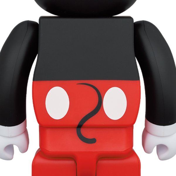 BE@RBRICK MICKEY MOUSE (R&W 2020 Ver.) 100% & 400%|project1-6|02