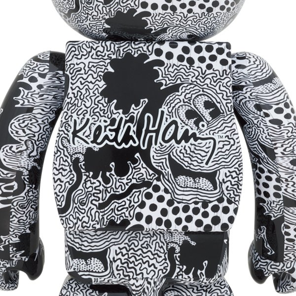 BE@RBRICK Keith Haring Mickey Mouse 1000% project1-6 02