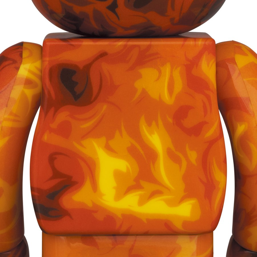 BE@RBRICK SSUR FIRE 100% & 400% project1-6 02
