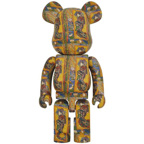 BE@RBRICK 「Van Gogh Museum」 Courtesan(after Eisen)1000%|project1-6