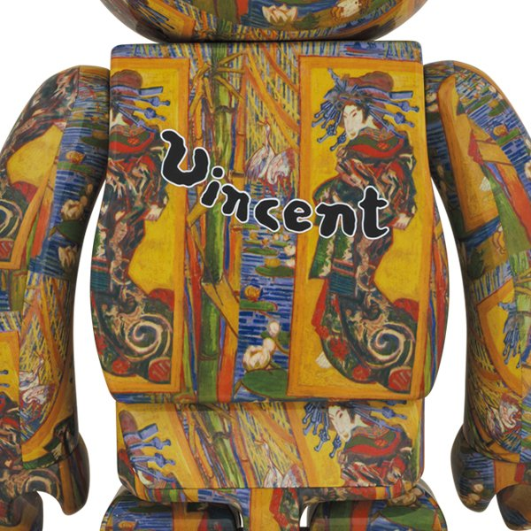 BE@RBRICK 「Van Gogh Museum」 Courtesan(after Eisen)1000%|project1-6|02