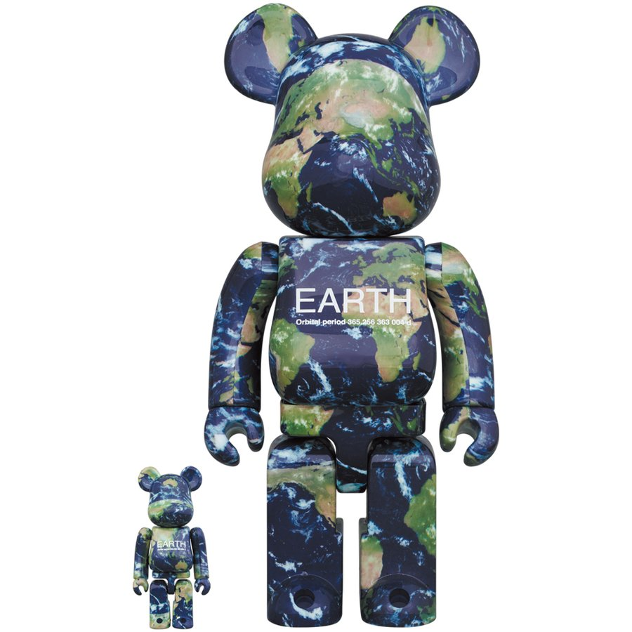 EARTH BE@RBRICK 100% & 400%|project1-6