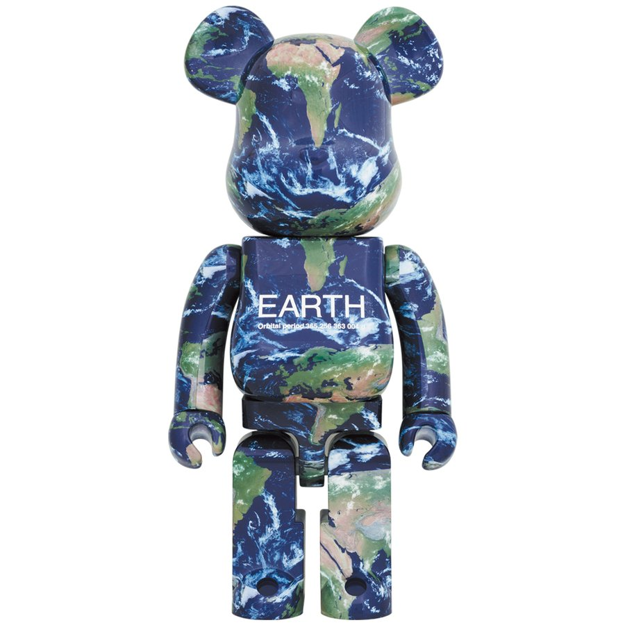 EARTH BE@RBRICK 1000% project1-6
