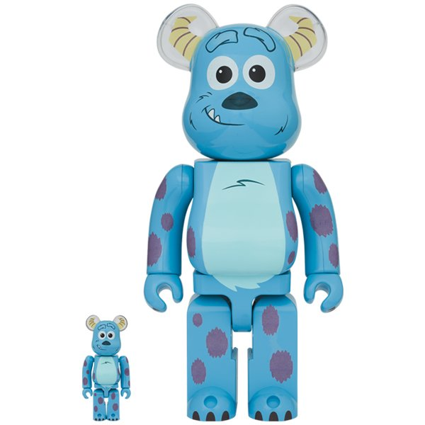 BE@RBRICK SULLEY 100% & 400%|project1-6