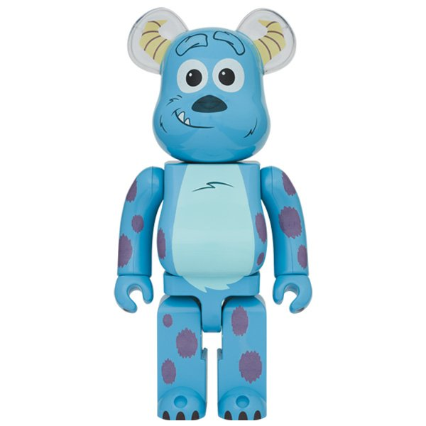 BE@RBRICK SULLEY 1000%|project1-6