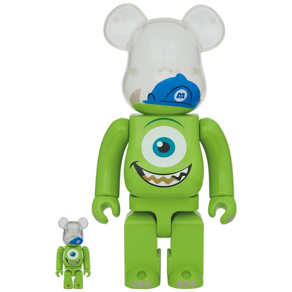 BE@RBRICK MIKE 100% & 400% project1-6