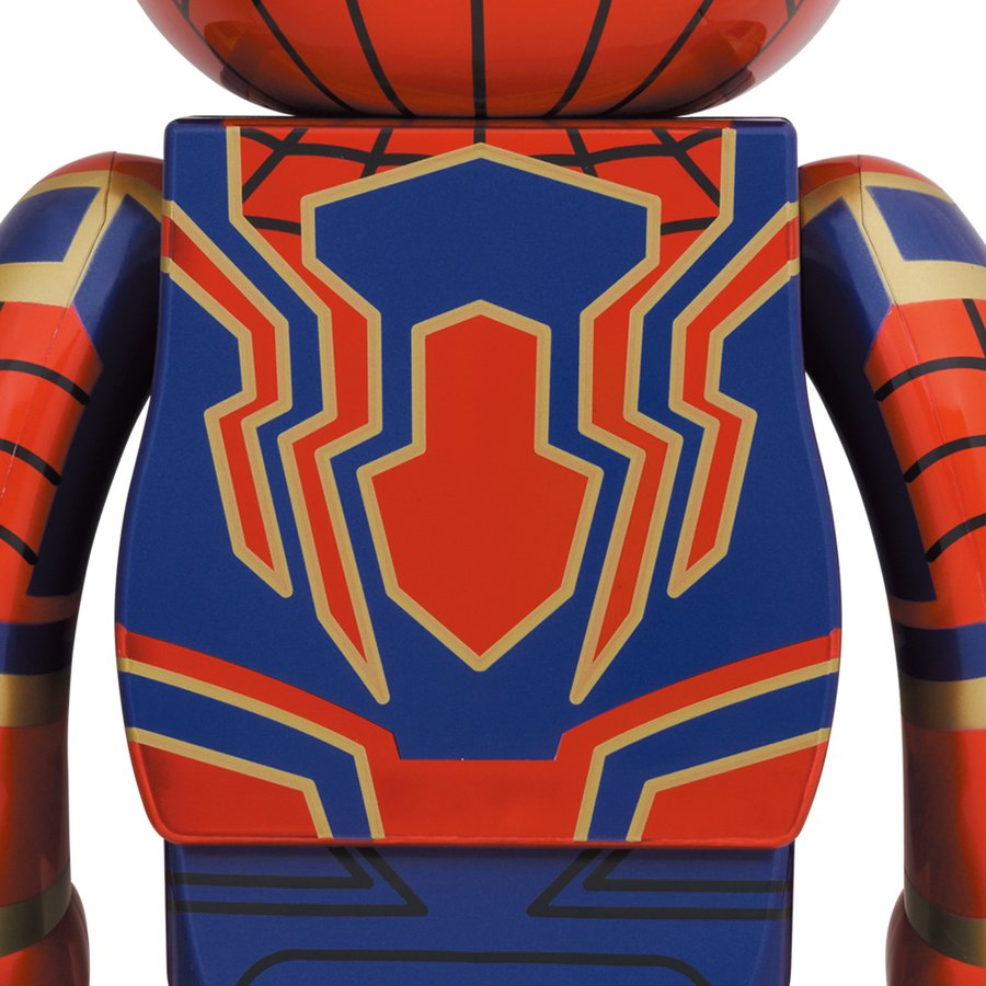 BE@RBRICK IRON SPIDER 1000%|project1-6|02