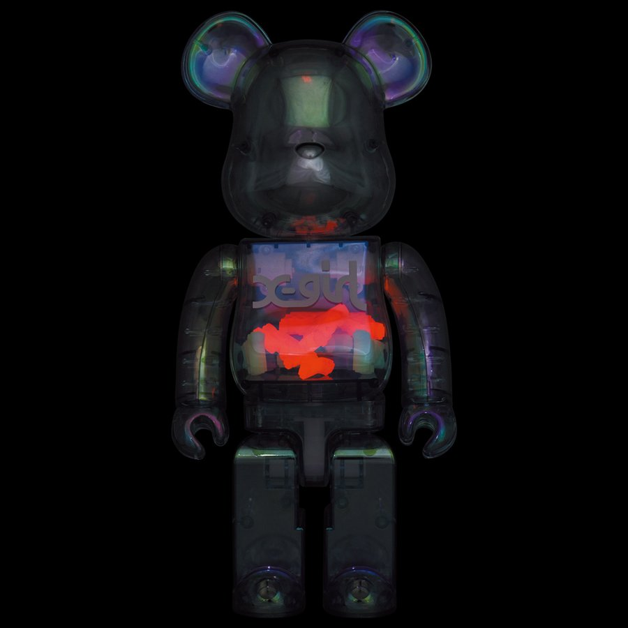 BE@RBRICK X-girl 2021 100% & 400%|project1-6|03