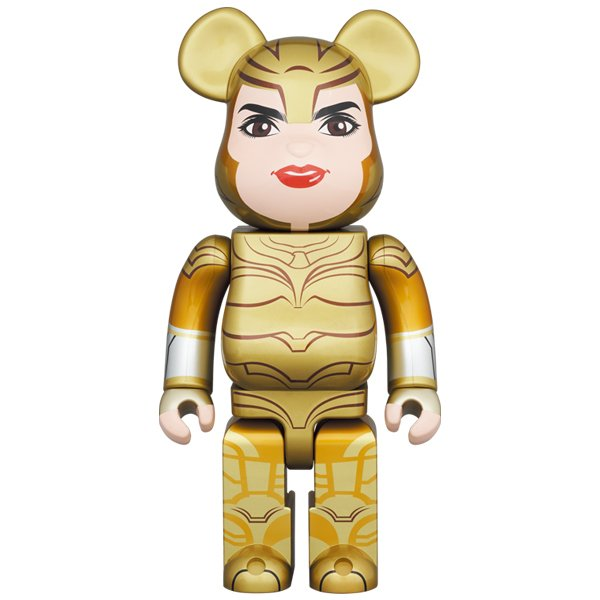 BE@RBRICK WONDER WOMAN GOLDEN ARMOR 400%|project1-6
