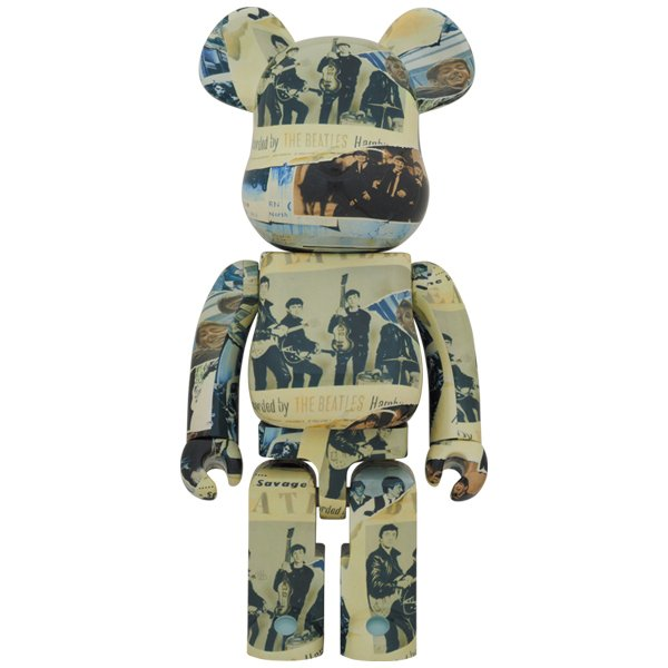 BE@RBRICK The Beatles 'Anthology' 1000%|project1-6