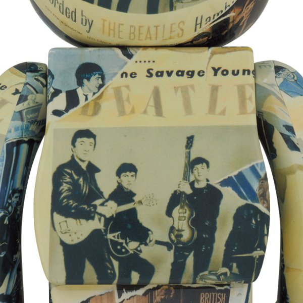 BE@RBRICK The Beatles 'Anthology' 1000%|project1-6|02