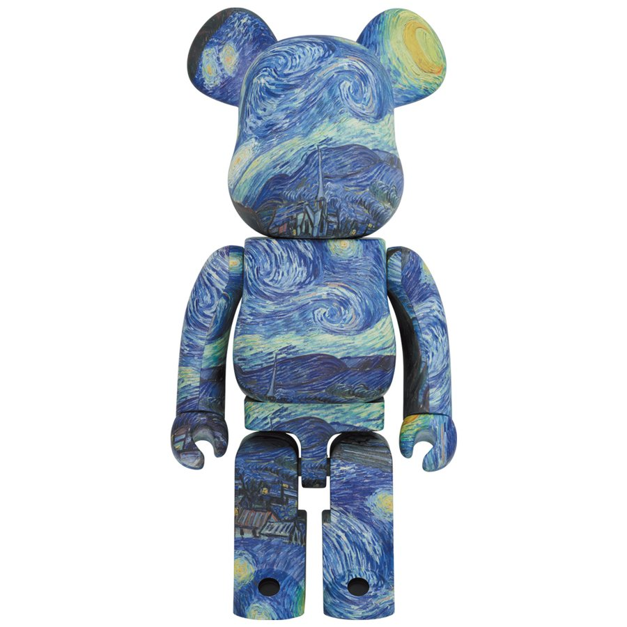 Vincent van Gogh The Starry Night BE@RBRICK 1000% project1-6