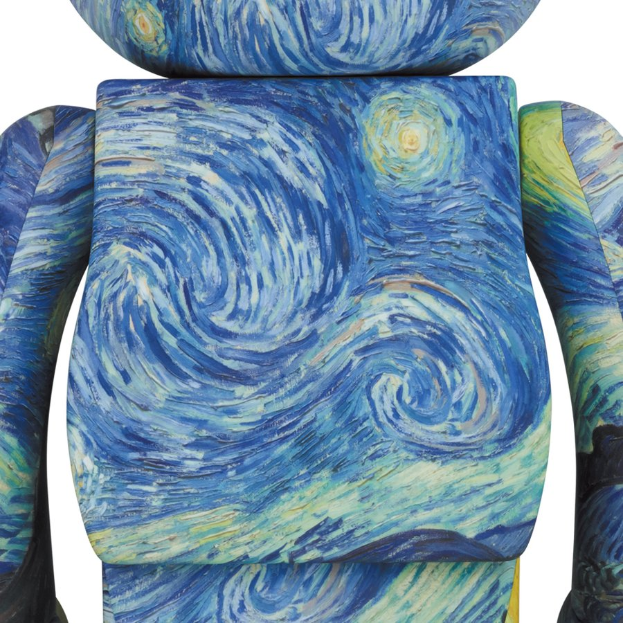 Vincent van Gogh The Starry Night BE@RBRICK 1000% project1-6 02
