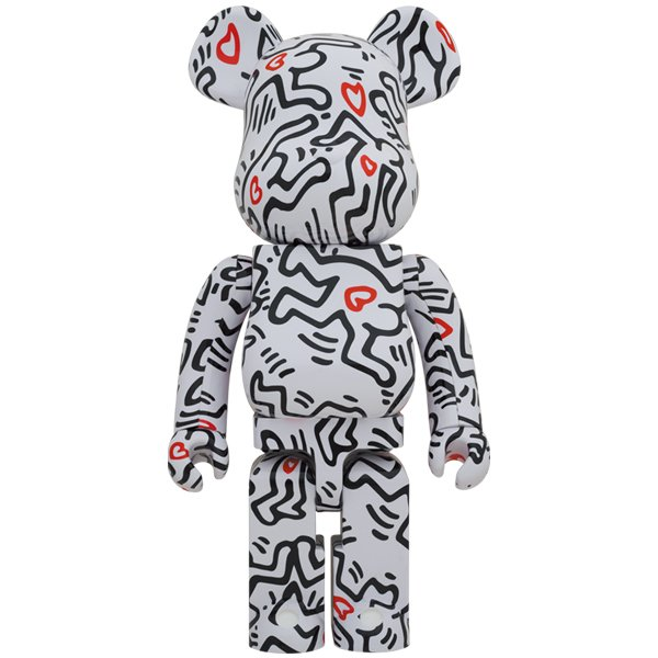 BE@RBRICK KEITH HARING #8 1000%|project1-6