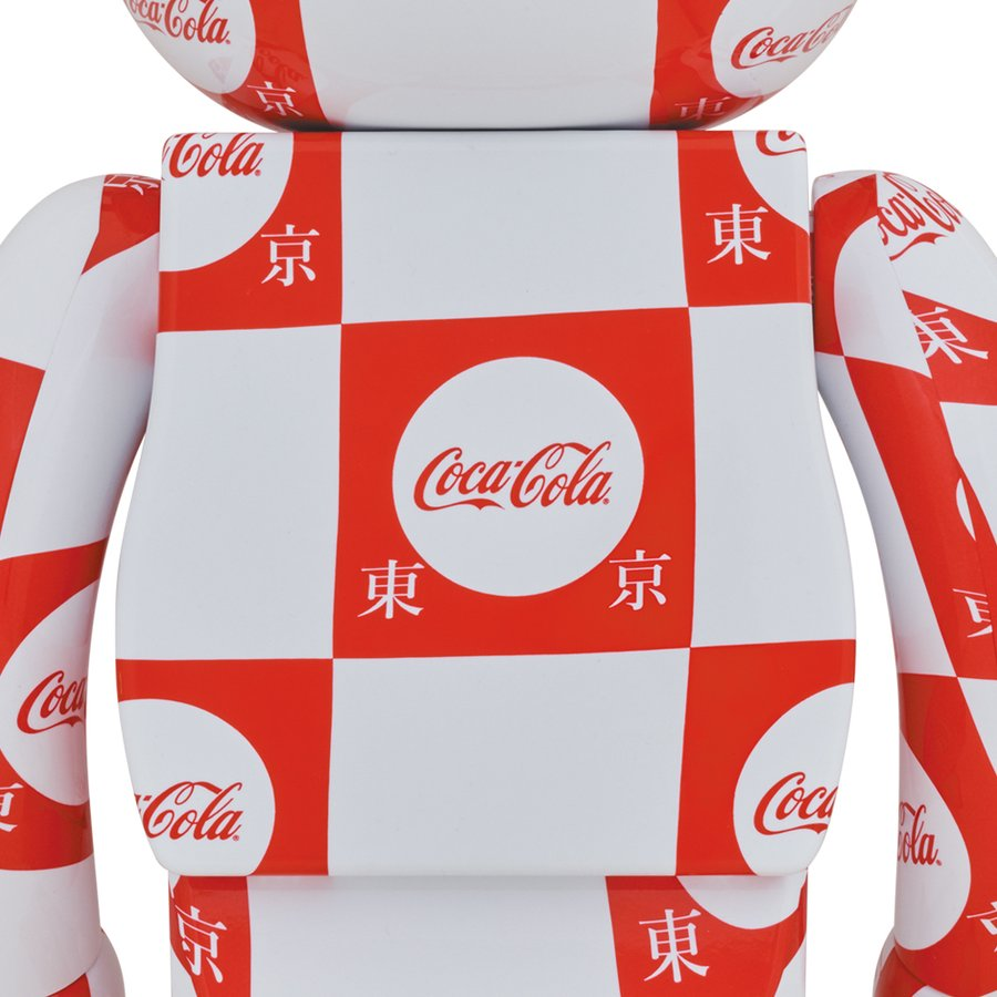 BE@RBRICK atmos × Coca-Cola 1000% 東京|project1-6|02
