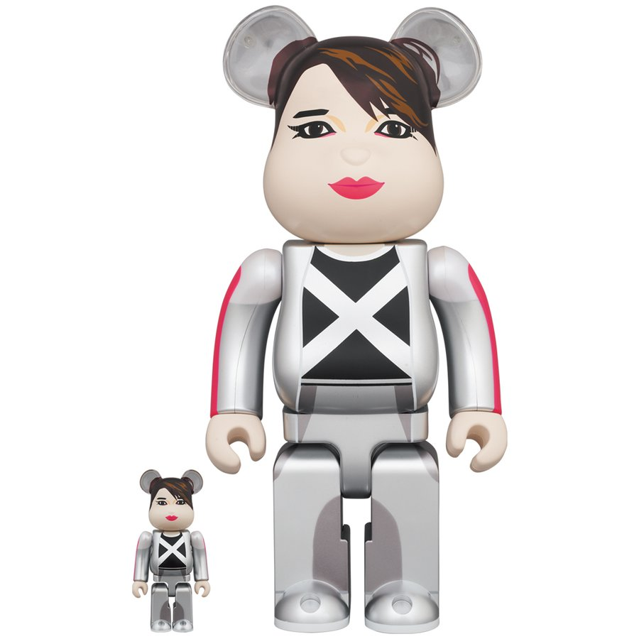 BE@RBRICK アユニ・D 100% & 400% project1-6