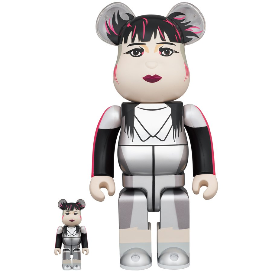 BE@RBRICK リンリン 100% & 400%|project1-6