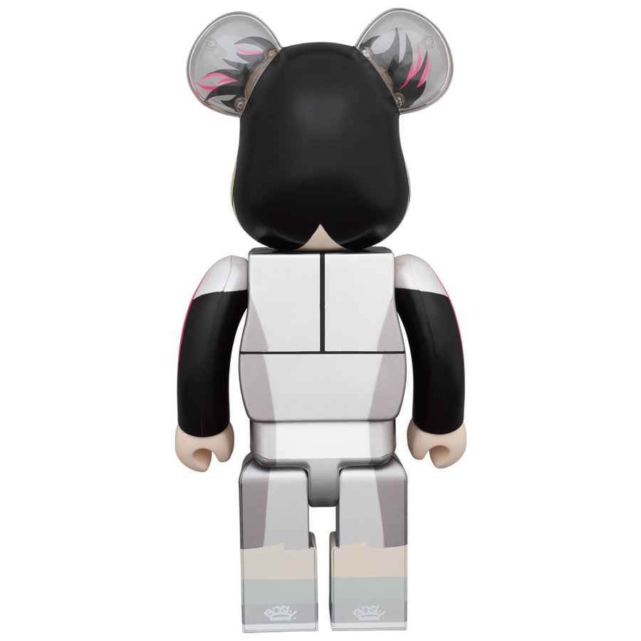 BE@RBRICK リンリン 100% & 400%|project1-6|02