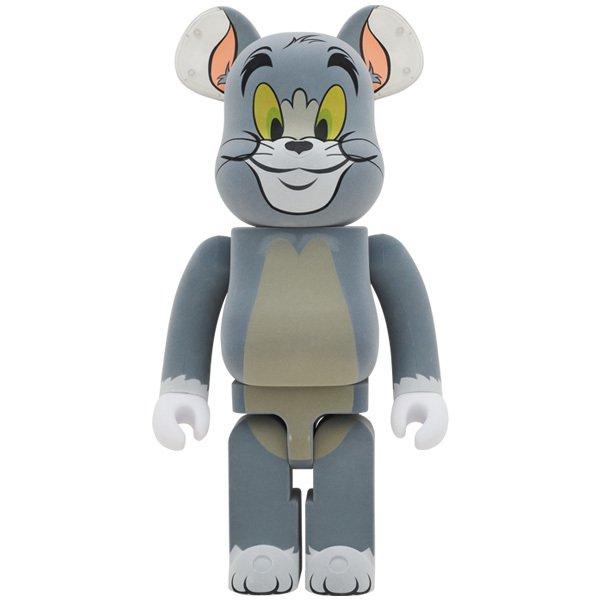 BE@RBRICK TOM フロッキー Ver. 1000%(TOM AND JERRY) project1-6