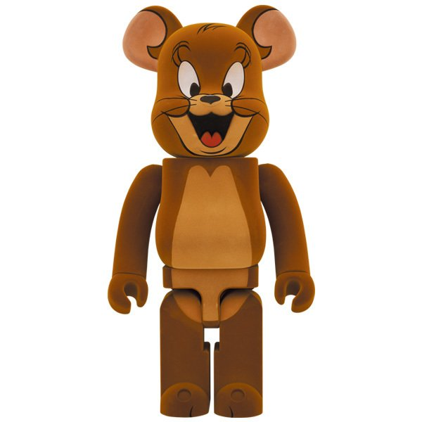 BE@RBRICK JERRY フロッキー Ver. 1000%(TOM AND JERRY)|project1-6