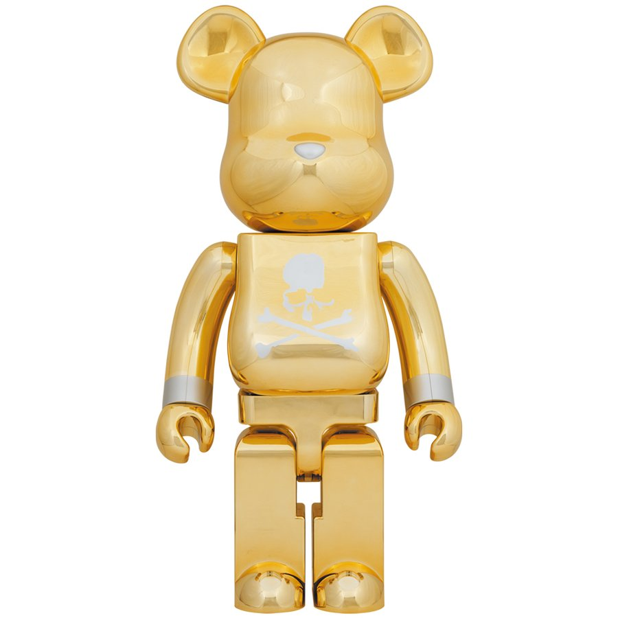 BE@RBRICK mastermind JAPAN GOLD 1000%|project1-6