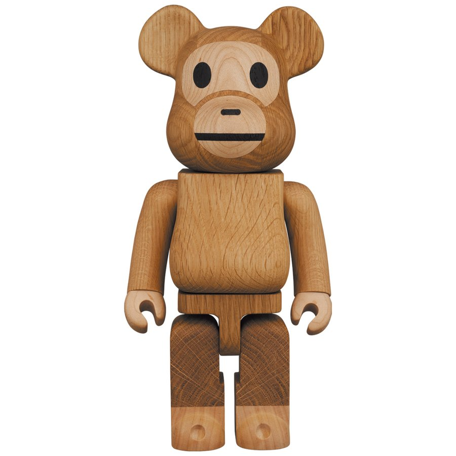 BE@RBRICK カリモク BABY MILO(R) 2021|project1-6