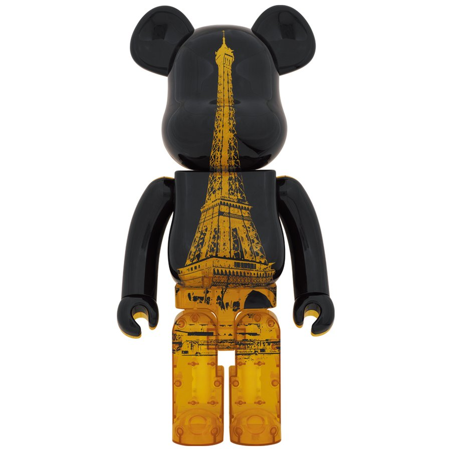 BE@RBRICK EIFFEL TOWER GOLDEN GOWN Ver. 1000%|project1-6
