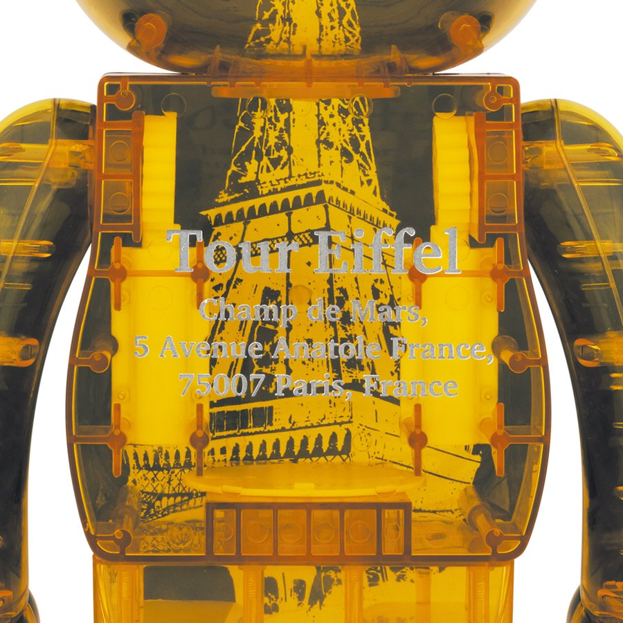 BE@RBRICK EIFFEL TOWER GOLDEN GOWN Ver. 1000%|project1-6|02