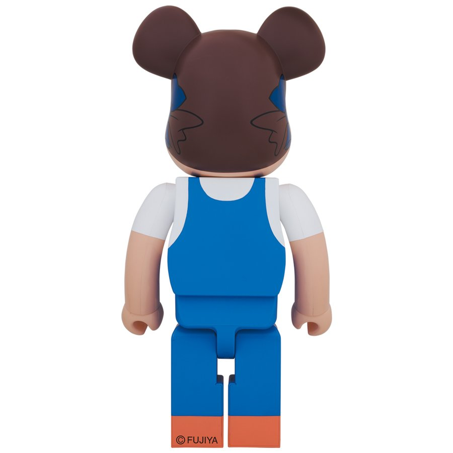 BE@RBRICK ペコちゃん The overalls girl 1000%|project1-6|02