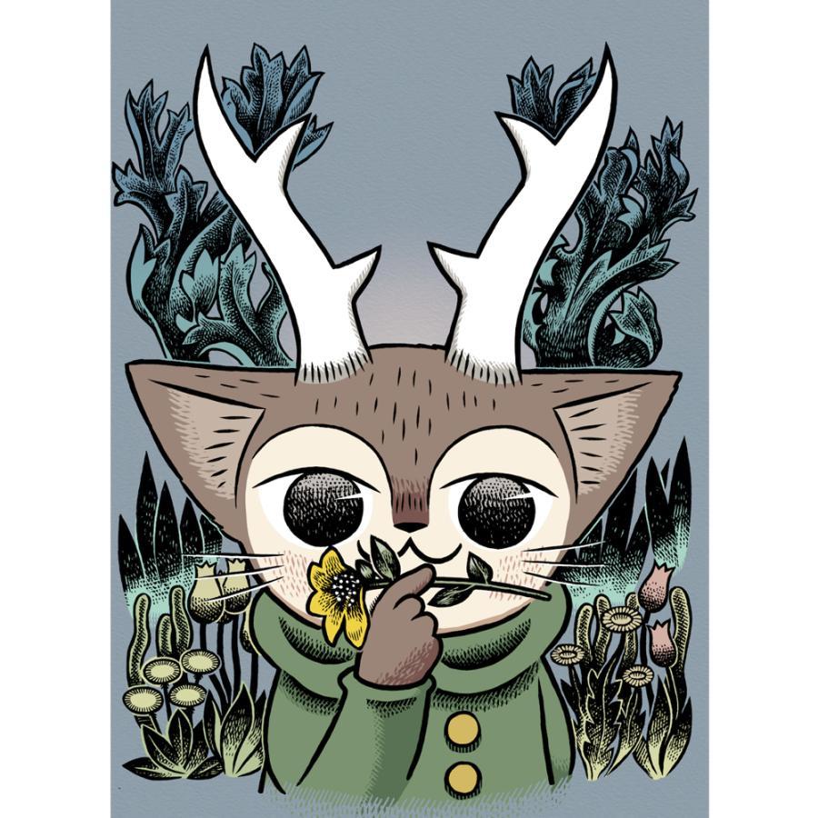 MORRIS 〜つのがはえた猫の冒険〜(1)ウルトラディテールフィギュア付き限定版《2022年3月下旬発売・発送予定》 project1-6