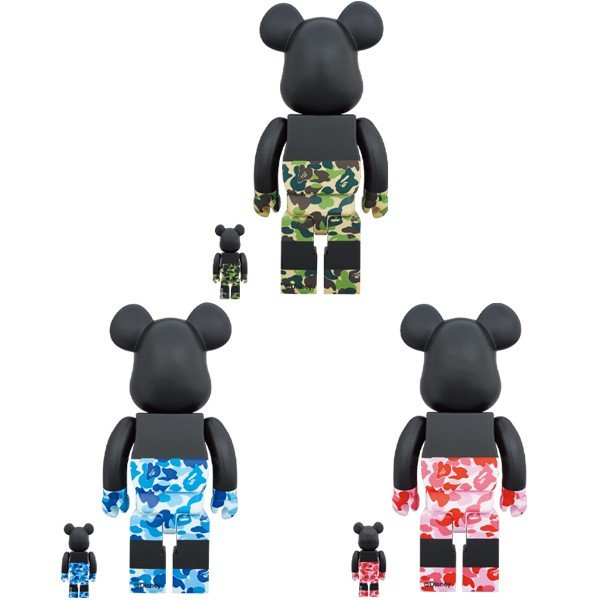 BE@RBRICK BAPE(R) MICKEY MOUSE 100% & 400%|project1-6|02