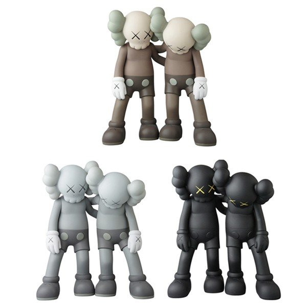 KAWS ALONG THE WAY BROWN/GREY/BLACK※キャンセル不可|project1-6|01