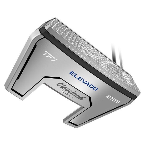 Cleveland Golf TFI 2135 Satin Elevado Putter クリーブランド Tfi 2135 サテン エレバド パター