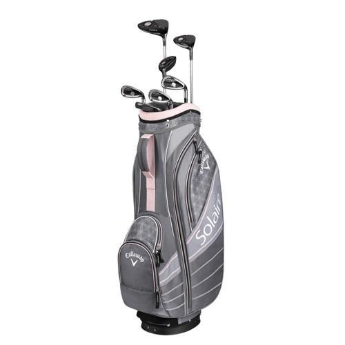 Callaway Women's Solaire 8-Piece Cart Bag Set キャロウェイ ウーマンズ ソレイル 8ピース レディース ゴルフクラブ カートバッグ セット
