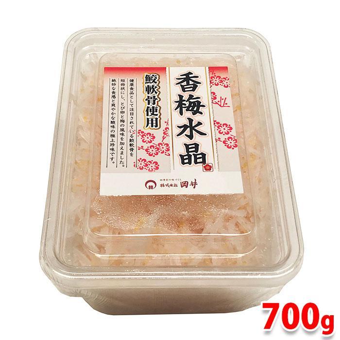香梅水晶(鮫軟骨使用)700g|promart-jp