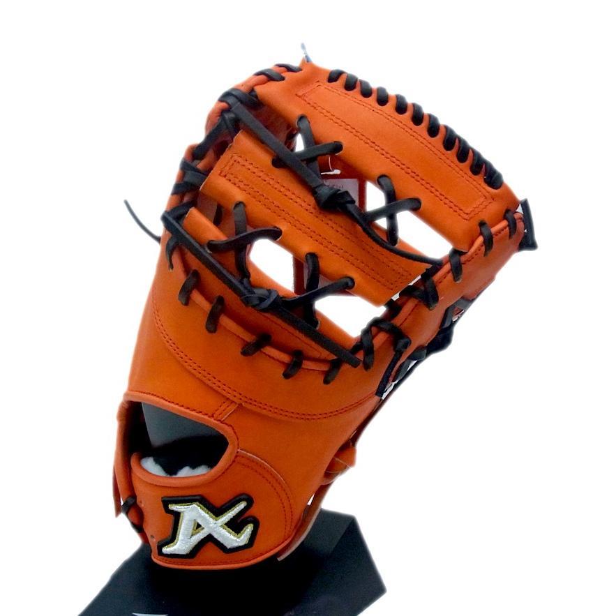 大量入荷 ATOMS(アトムズ) 一般硬式ファーストミット Global Line 一塁手用 右投げ用 レッドオレンジ AGL-301, JEANS FIRST ジーンズファースト:5686d253 --- airmodconsu.dominiotemporario.com