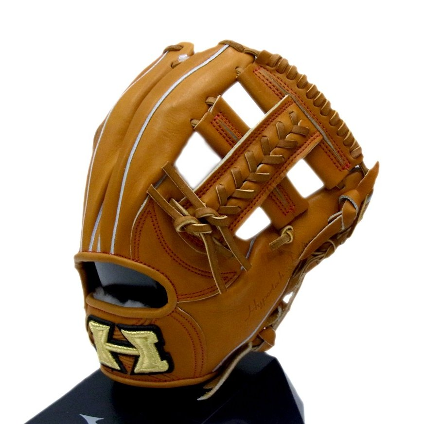 正規品 HI-GOLD(ハイゴールド) 一般硬式用グラブ 心極シリーズ 二塁手・遊撃手用  右投げ用 KKG-1154 (硬式グローブ), 衣料と繊維通販 北のかがやき:54b6dd41 --- airmodconsu.dominiotemporario.com