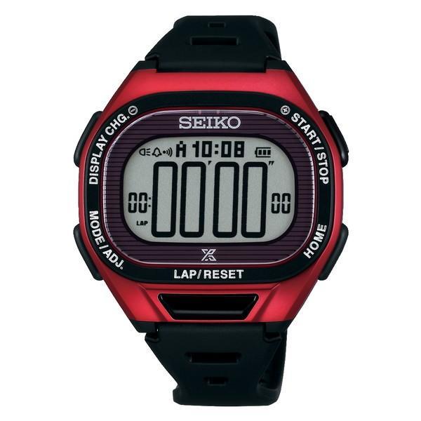 セイコー(SEIKO)陸上ランニング ウォッチ(腕時計)プロスペックス ソーラー スーパーランナーズ S690(SBEF047)2019SS