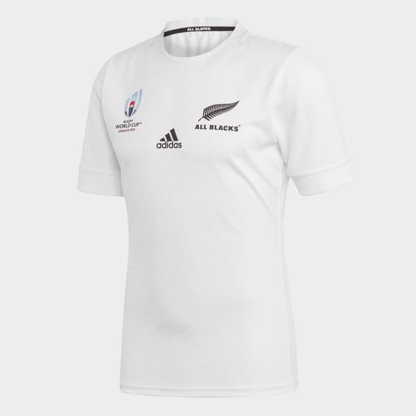アディダス(adidas)ラグビー 半袖 Tシャツ(メンズ)オールブラックス RWC 2ND ジャージ(DY3783)2019SS