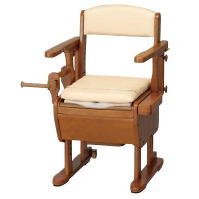 腰掛便座 家具調トイレセレクト ひじ掛けはねあげ 標準幅 H 暖房便座