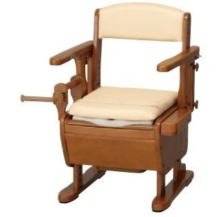 腰掛便座 家具調トイレセレクト はねあげトランスファー ワイド幅 L 暖房·快適脱臭