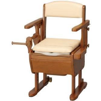 腰掛便座 家具調トイレセレクト はねあげトランスファー ワイド幅 H 標準·快適脱臭