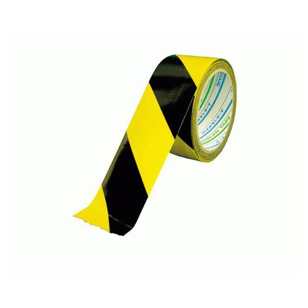 ダイヤテックス 再帰反射テープ 黄/黒 [RF-30-YB] 50mm 10巻set