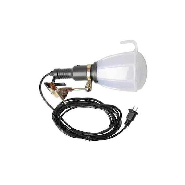 (株)三五屋 屋内・屋外作業用LED投光器(クリップライト) WORK LIGHT 360°タイプ PROJECT-358 [SW-21W-W/C] ※旧HiL-WL-W21W