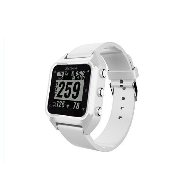 人気が高い Shot Navi(ショットナビ) ウェラブル Shot Navi ハグ Hug Hug GPSゴルフナビ ホワイト 腕時計型 Navi ウェラブル [Hug-W], あったらいーな本舗:f73b29b0 --- airmodconsu.dominiotemporario.com