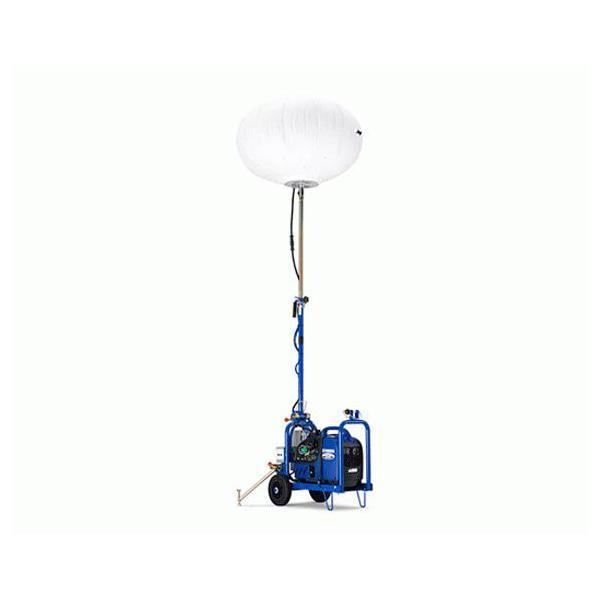 ヤマハ発電機 1灯エア式バルーンタイプ投光機 [YL-mini B1i] 発電機セット