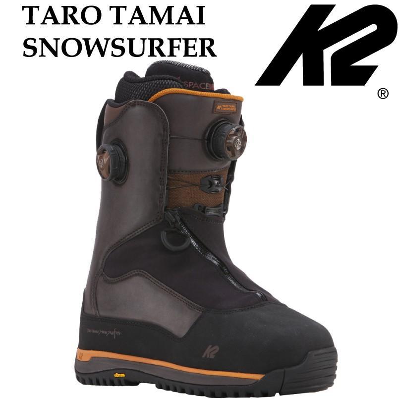 K2 TARO TAMAI SNOWSURFER タロウタマイ スノーサーフ GENTEM STICKスノーボードブーツ