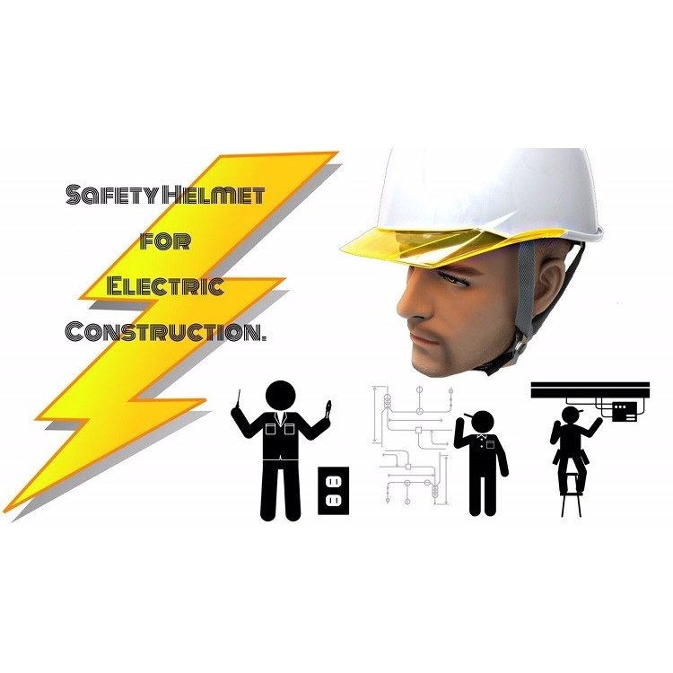 DIC AA11EVO-C 透明ひさし 作業用 ヘルメット(通気孔なし/ライナー入り)/ 工事用 建設用 建築用 現場用 高所用 安全 保護帽 電気設備工事対応 クリアバイザー|proshophamada|08